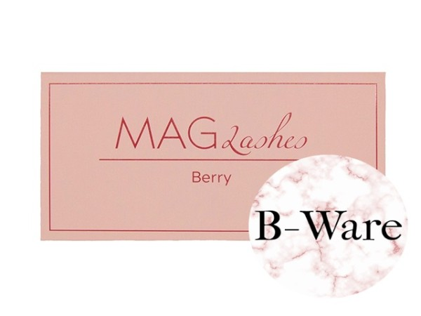 MAGLashes - Berry ! B-Ware !