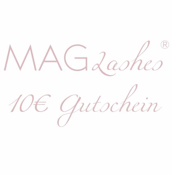 MAGLashes gift voucher